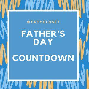 Father's Day Countdown